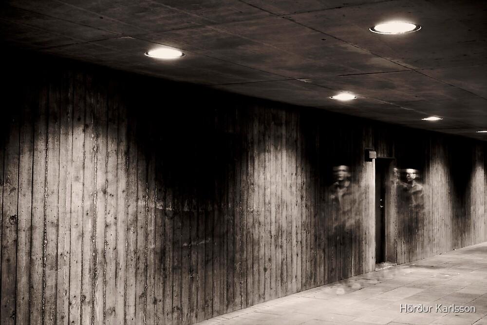 Ghost by Hörður Karlsson