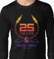 25 Years of Mortal Kombat T-Shirt