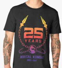 25 Years of Mortal Kombat Men's Premium T-Shirt