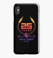 25 Years of Mortal Kombat iPhone Case/Skin