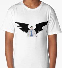 Castiel  Long T-Shirt