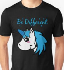 It's Okay To Be Different Shirt T-Shirt