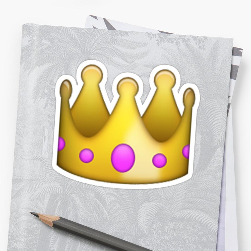 Emoji Crown\