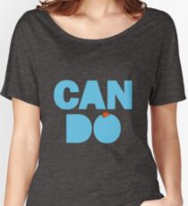Can Do! Relaxed Fit T-Shirt