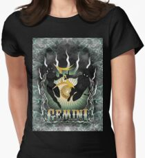 Gemini Women's Fitted T-Shirt
