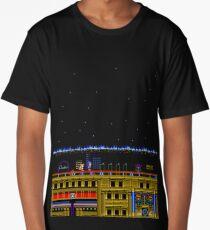 Casino Night Zone - Sonic the Hedgehog 2 Scene Long T-Shirt