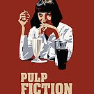 pulp Fiction by Laura Frère