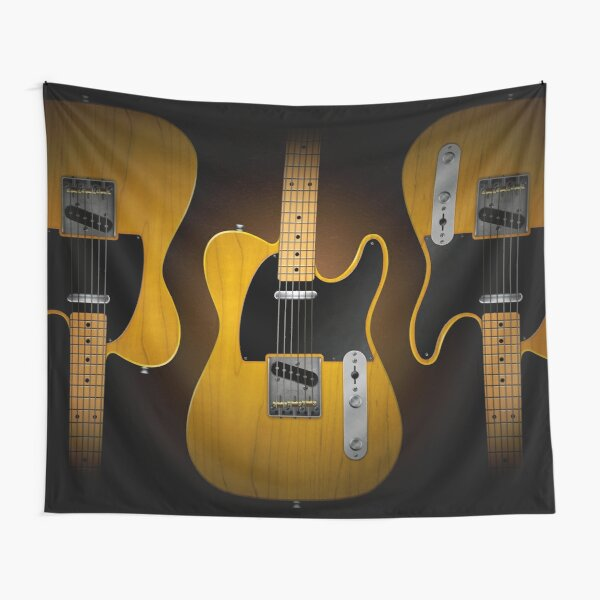 Electric Guitar Tapestry