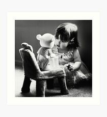 childhood is the most beautiful of all life's seasons Art Print