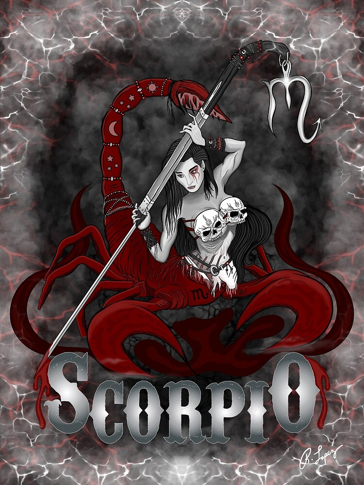 Scorpio by rlopezdesigns