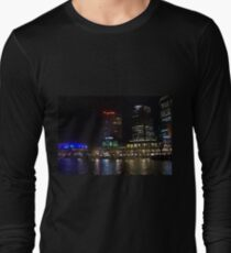 Melbourne Reflected Long Sleeve T-Shirt