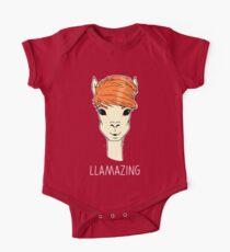 LLAMAZING llama 02 Kids Clothes
