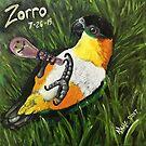 """Zorro""  by Skye Elizabeth  Tranter"