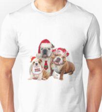 English Christmas Holidays Gifts T-Shirt
