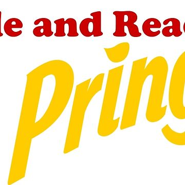 Single and Ready to Pringle by Stelera