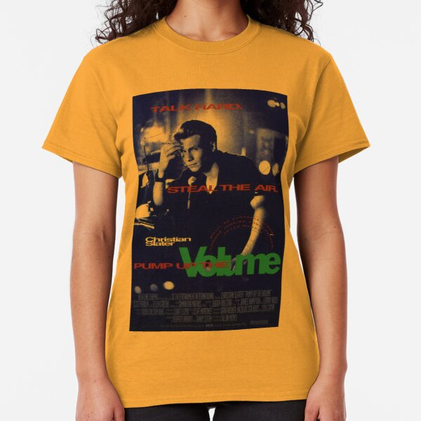 Pump Up The Volume Classic T-Shirt