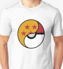 Dragon Ball x Pokemon Unisex T-Shirt