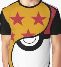Dragon Ball x Pokemon Graphic T-Shirt