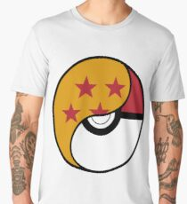 Dragon Ball x Pokemon Men's Premium T-Shirt