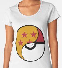 Dragon Ball x Pokemon Women's Premium T-Shirt