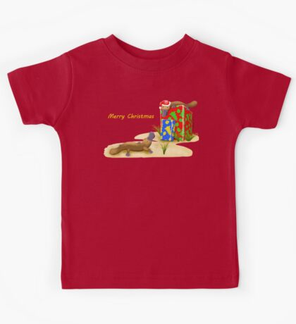 Platypus and Christmas Gifts Kids Clothes