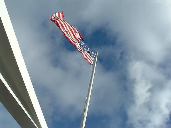 American Flag by RaMia15