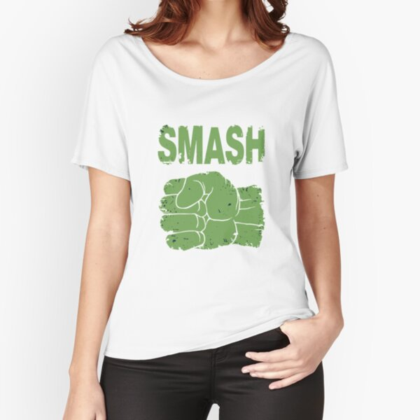 Smash Relaxed Fit T-Shirt