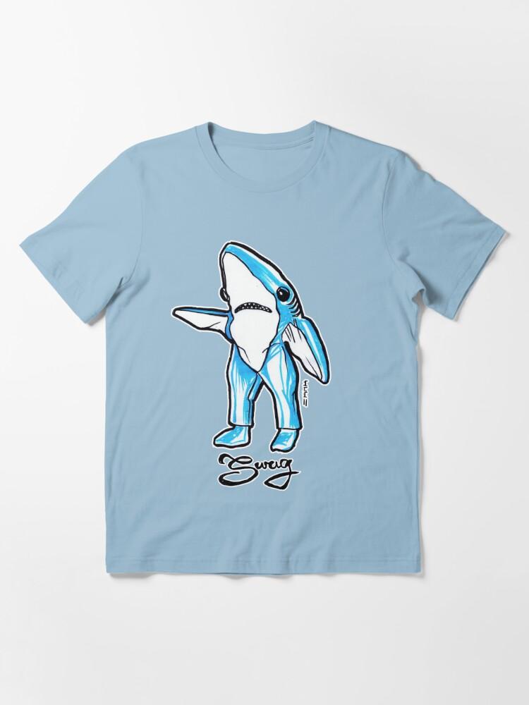Alternate view of Left Shark Superbowl Swag Essential T-Shirt