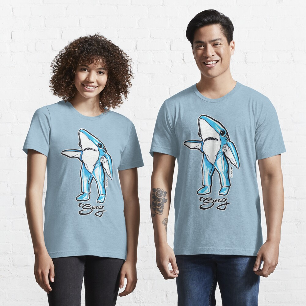 Left Shark Superbowl Swag Essential T-Shirt