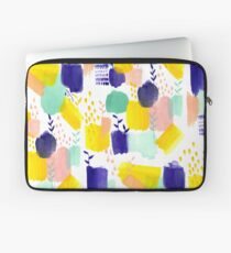 Abstract: Sunshine After The Rain Laptop Sleeve