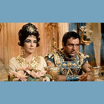 Cleopatra and Antony by usingbigwords