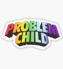 Golf Wang Problem Child Sticker