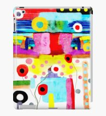 Abstract Art Rupy de Tequila Burned Rusted  iPad Case/Skin