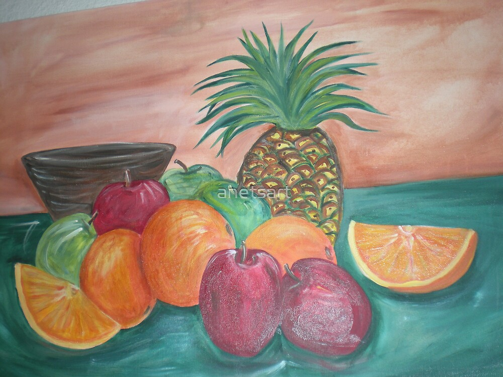 fruits of thy labor by anetsart