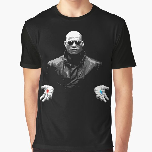 Morpheus Graphic T-Shirt