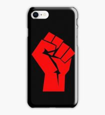 Commie Fist iPhone Case/Skin