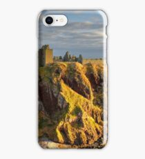 Dunnottar Castle, Stonehaven, Scotland. iPhone Case/Skin