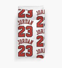 Jordan 23 Duvet Cover