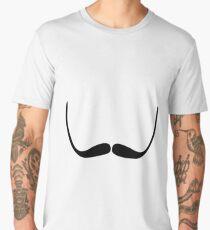Salvador Dali Moustache Men's Premium T-Shirt