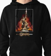 Conan The Barbarian Pullover Hoodie