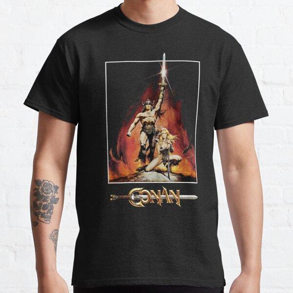 Conan The Barbarian Classic T-Shirt