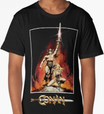 Conan The Barbarian Long T-Shirt