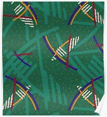 Portland Oregon Airport Carpet Poster