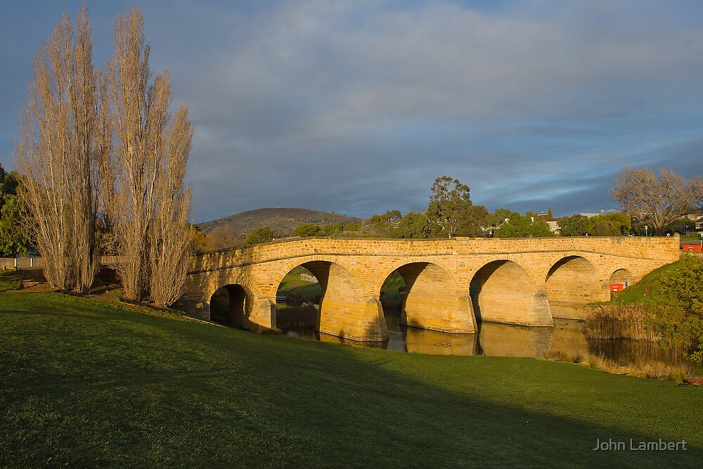 Richmond Bridge by John Lambert