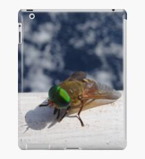 Insect traveling along iPad Case/Skin