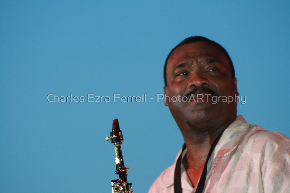 Ronnie Laws - Always Here by Charles Ezra Ferrell - PhotoARTgraphy