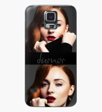 sophie turner Case/Skin for Samsung Galaxy