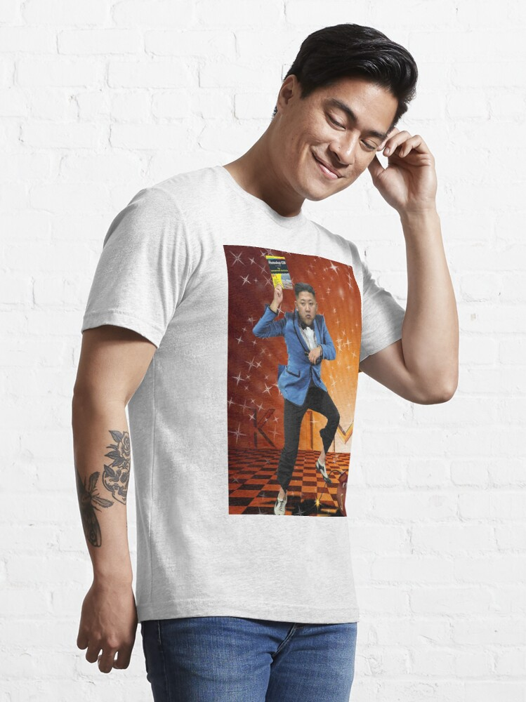 """Kim Jong Un Gangnam Style Meme"" T-shirt by Memesense"