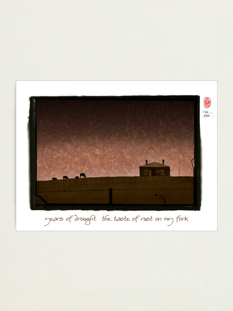 Alternate view of Farm House Photographic Print