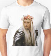 Flower Crown Thranduil Unisex T-Shirt